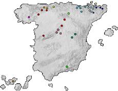 Estacións de España e Andorra